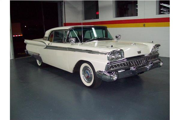 1959 Ford Galaxie Skyliner