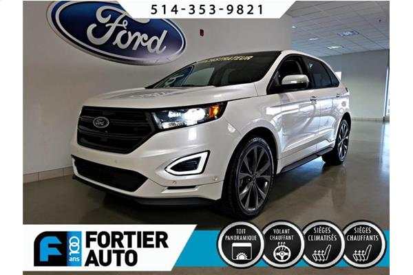 2018 Ford EDGE Sport Traction Intégrale
